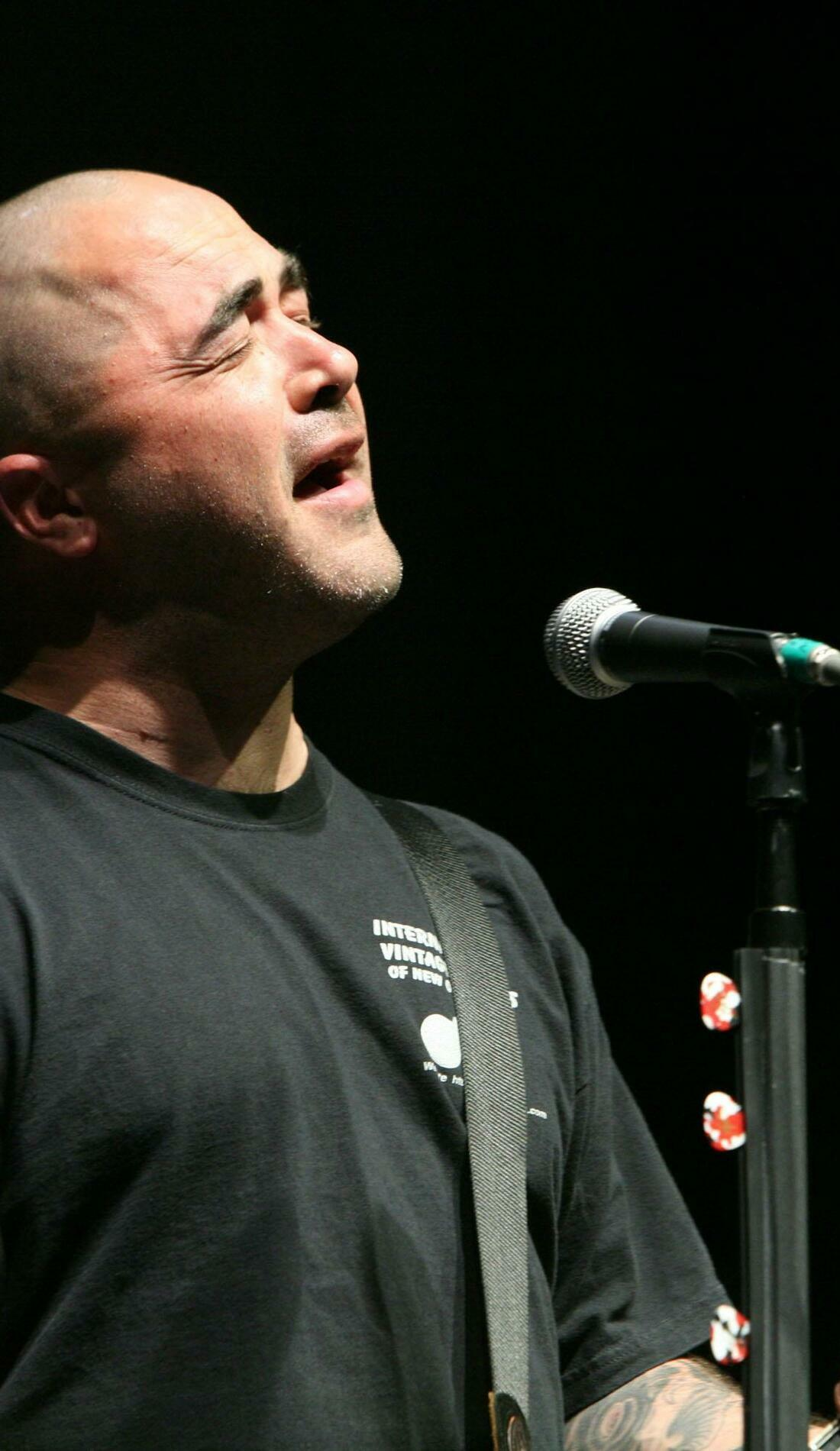 A Staind live event