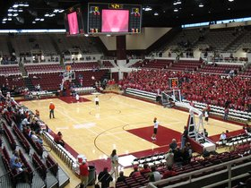 Stanford Cardinal at USC Trojans Basketball