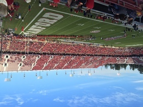 Washington Huskies at Stanford Cardinal Football