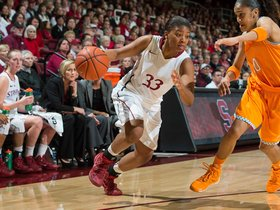 Gonzaga Bulldogs at Stanford Cardinal Womens Basketball