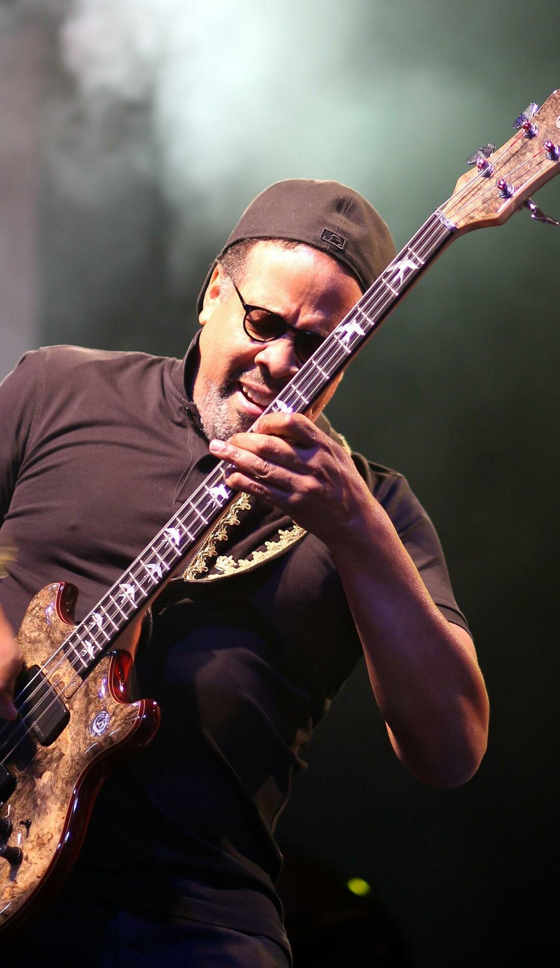 A Stanley Clarke live event