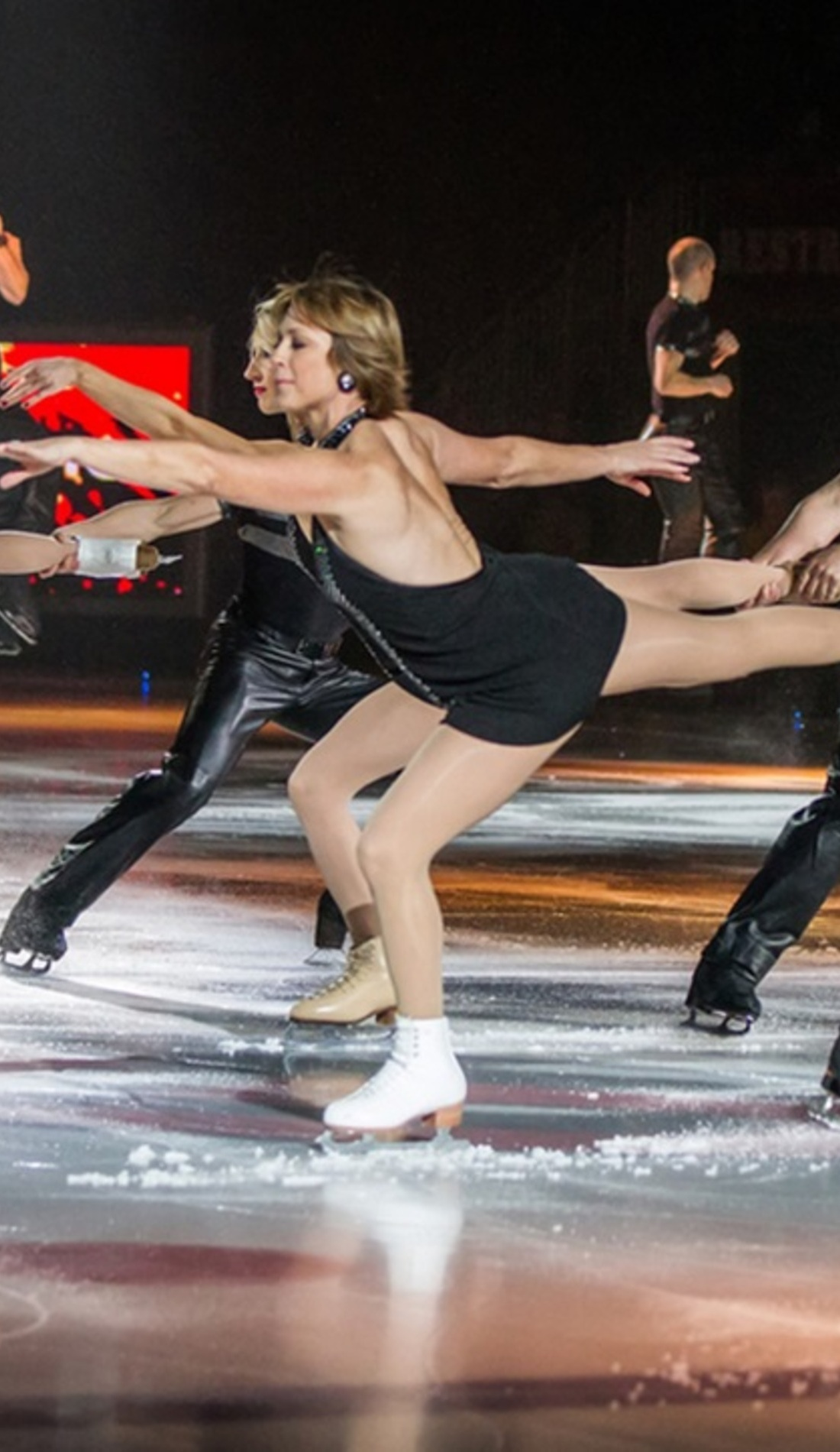 A Stars On Ice live event
