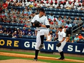 Mahoning Valley Scrappers at Staten Island Yankees