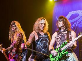 Steel Panther with Citizen Zero