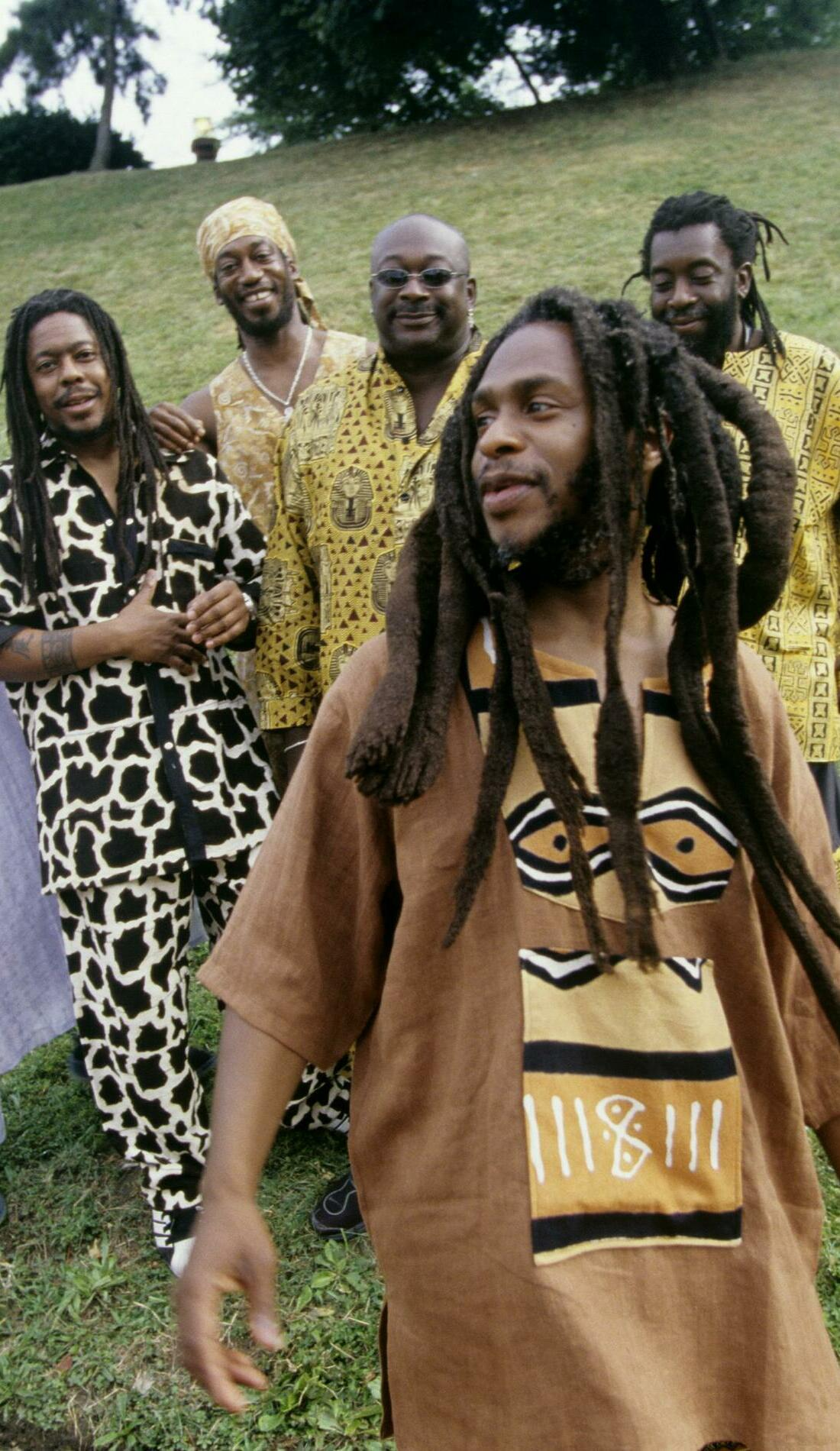 A Steel Pulse live event