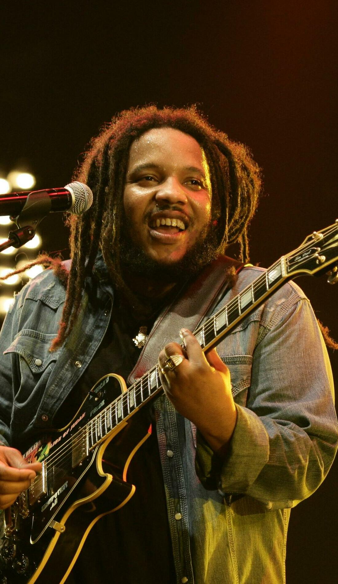 A Stephen Marley live event