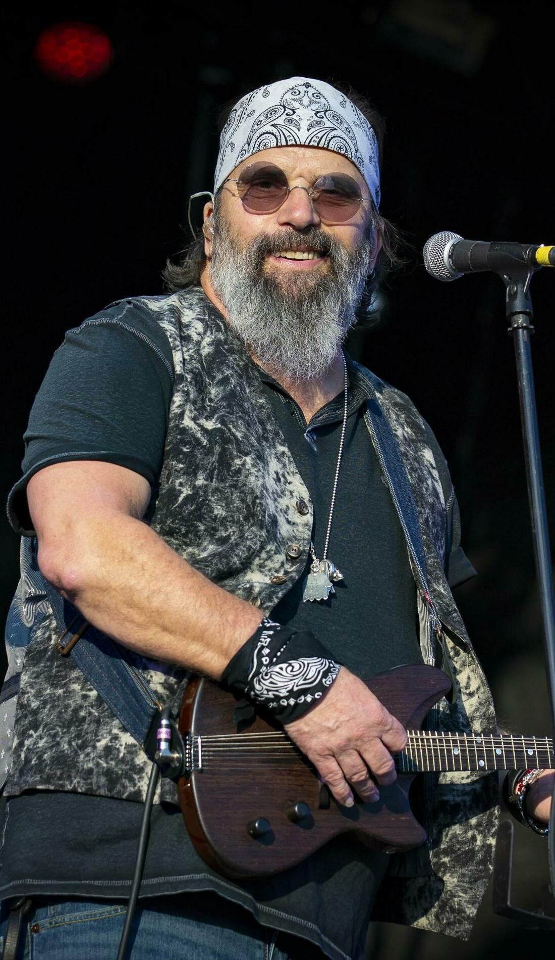 A Steve Earle live event