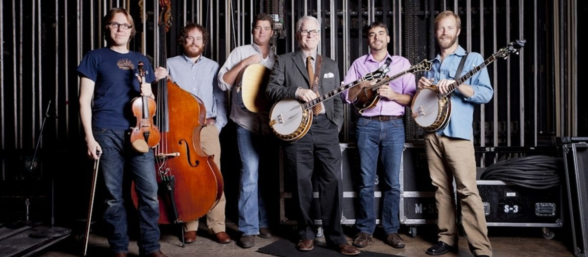 Steve Martin and The Steep Canyon Rangers Tickets