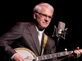 Advertisement - Tickets To Steve Martin