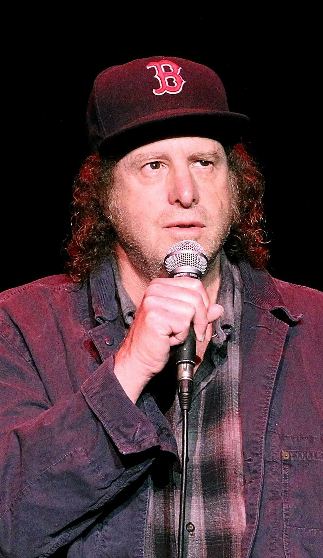 A Steven Wright live event