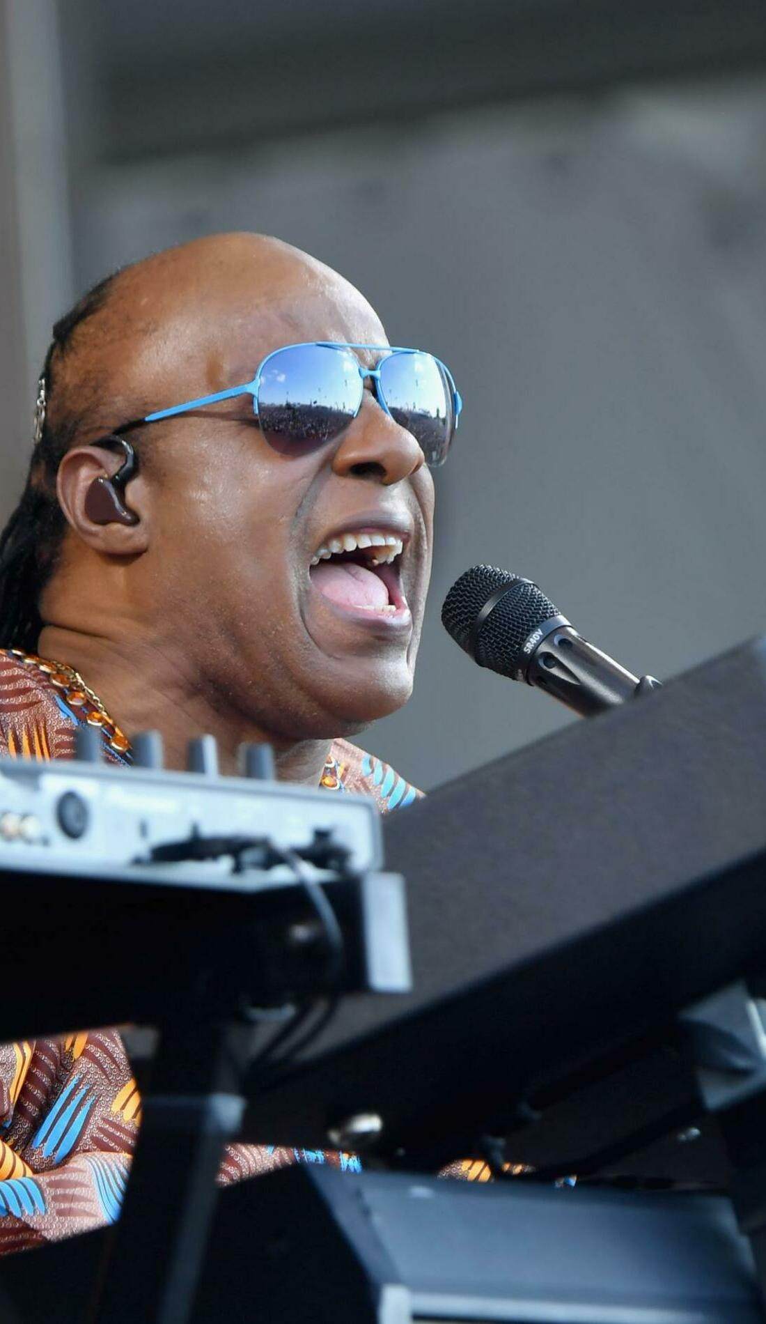 A Stevie Wonder live event