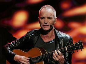 Sting with Joe Sumner
