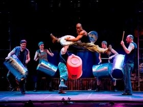 Stomp - New York