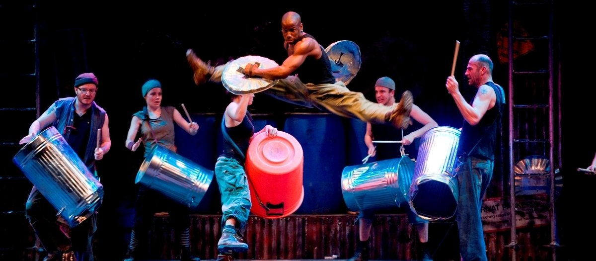 Stomp Tickets