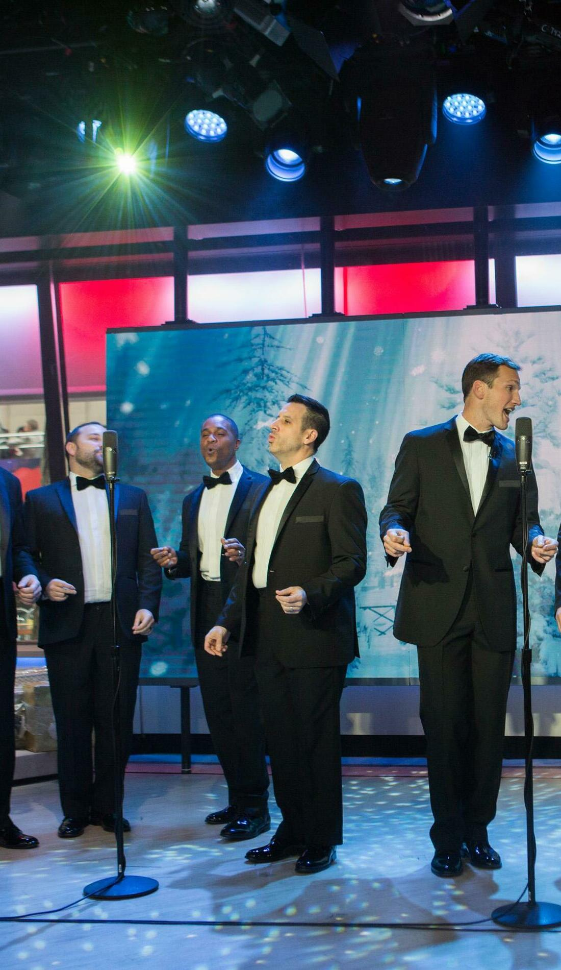 A Straight No Chaser live event