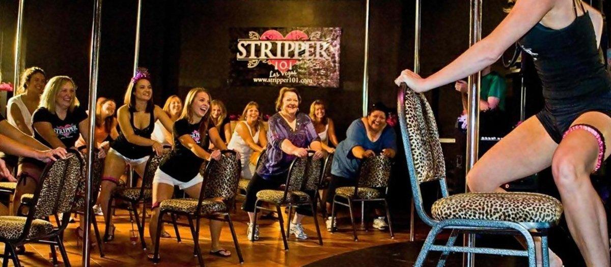 Stripper 101 Tickets