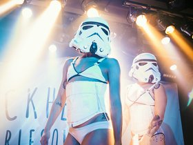 Advertisement - Tickets To Suicide Girls