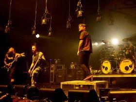 Attila with Suicide Silence