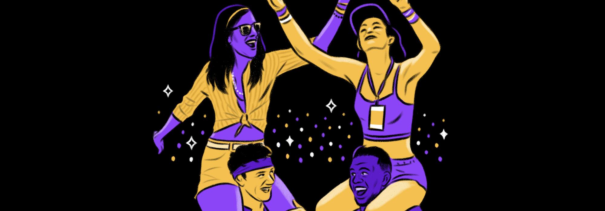 A Summerland Tour live event