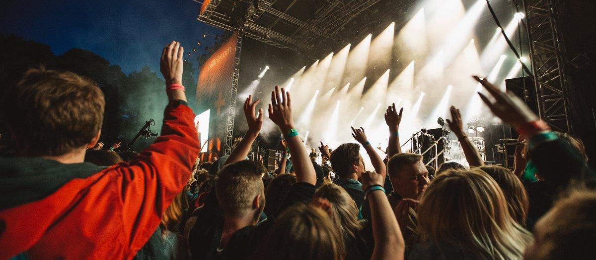 Sunset Concert Tickets