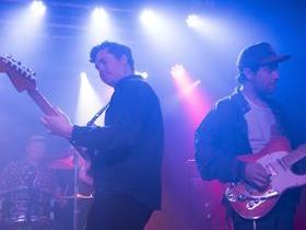 Surfer Blood with Winter