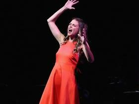 Sutton Foster with Michael Rafter