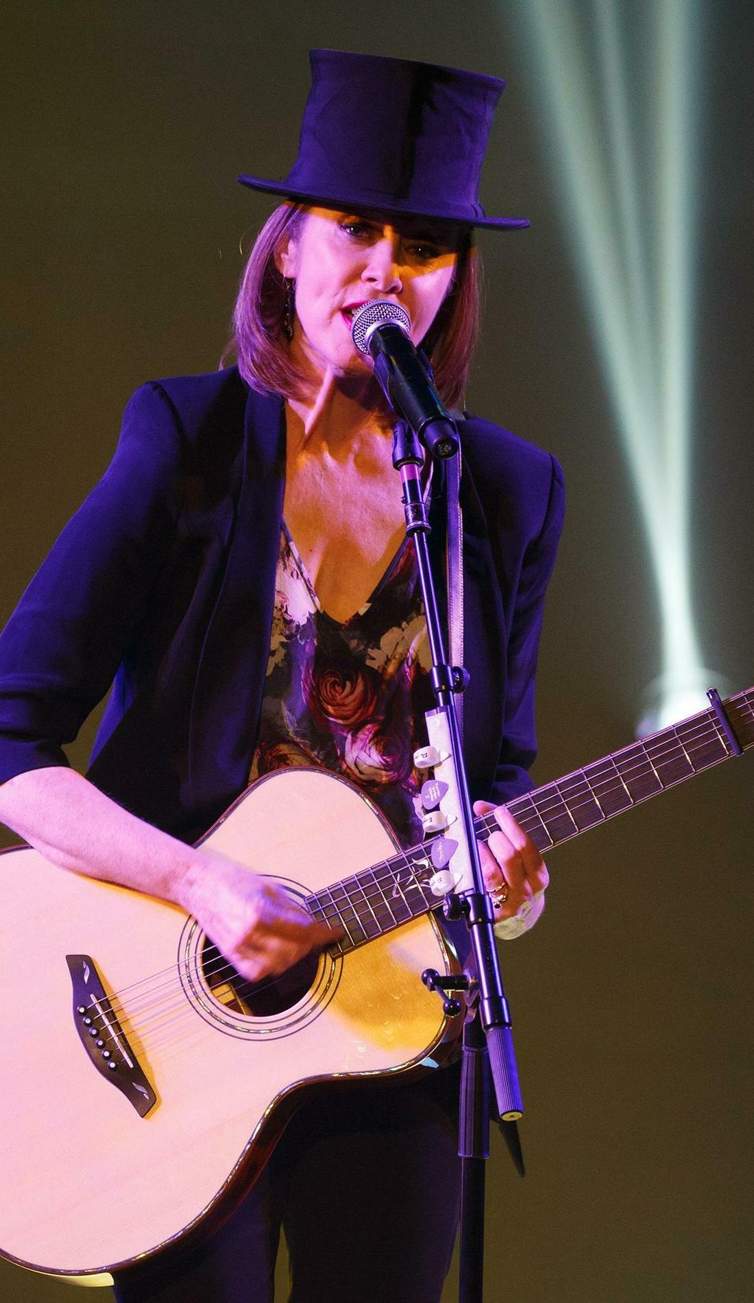 A Suzanne Vega live event