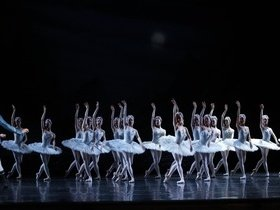 Advertisement - Tickets To Swan Lake