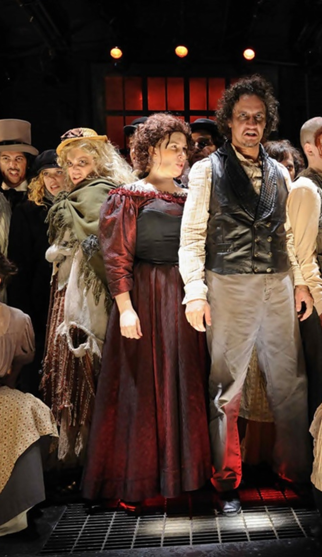 A Sweeney Todd live event