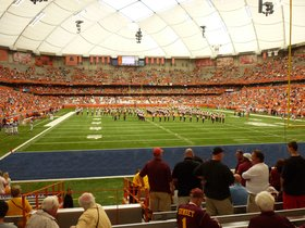 Syracuse Orange at Notre Dame Fighting Irish Football