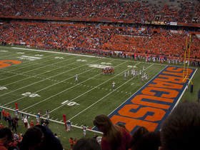 Advertisement - Tickets To Syracuse Orange Football