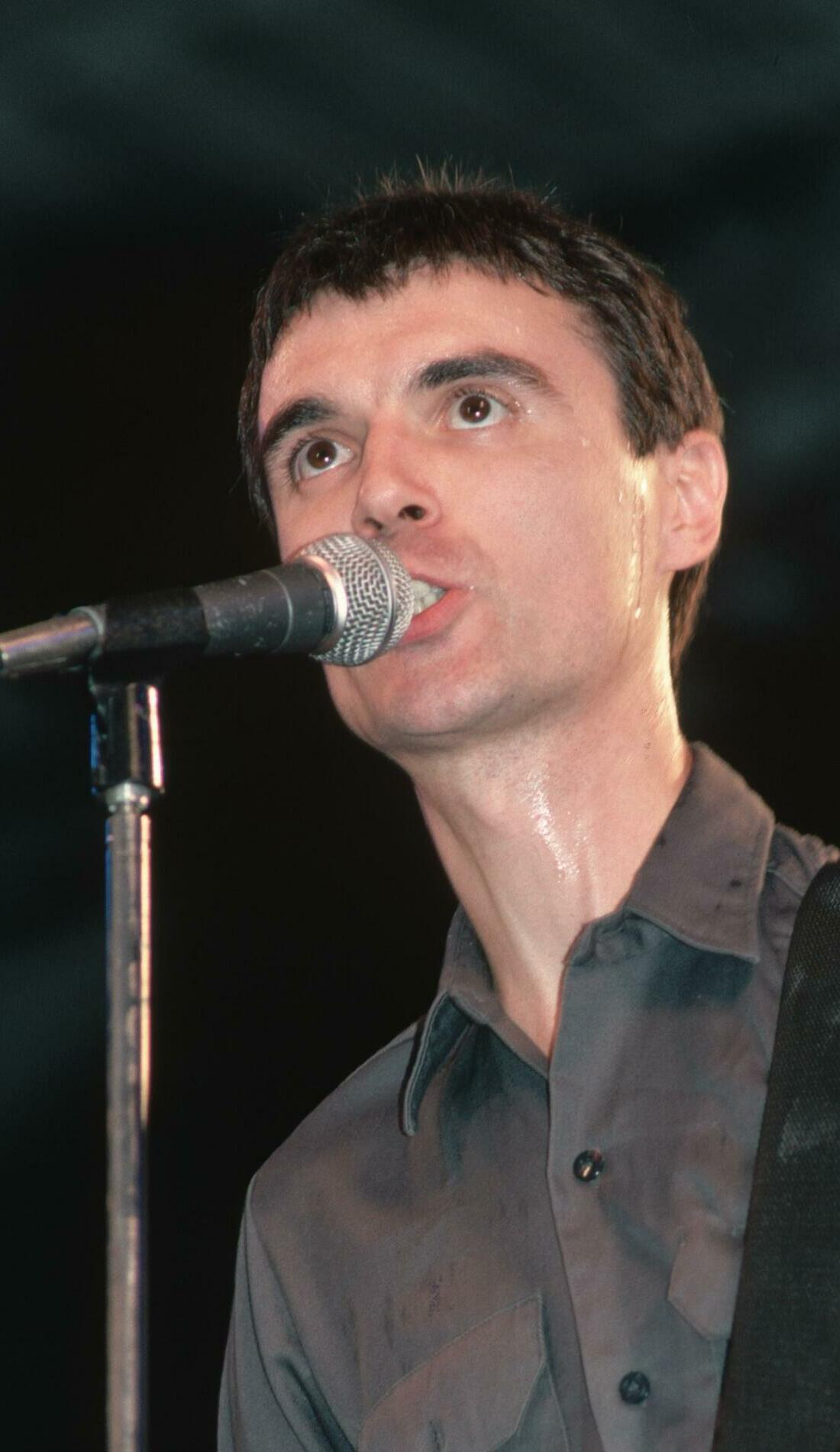 A Talking Heads live event