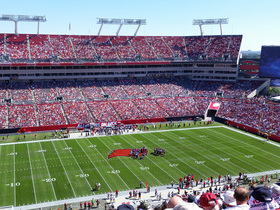 Advertisement - Tickets To Tampa Bay Buccaneers