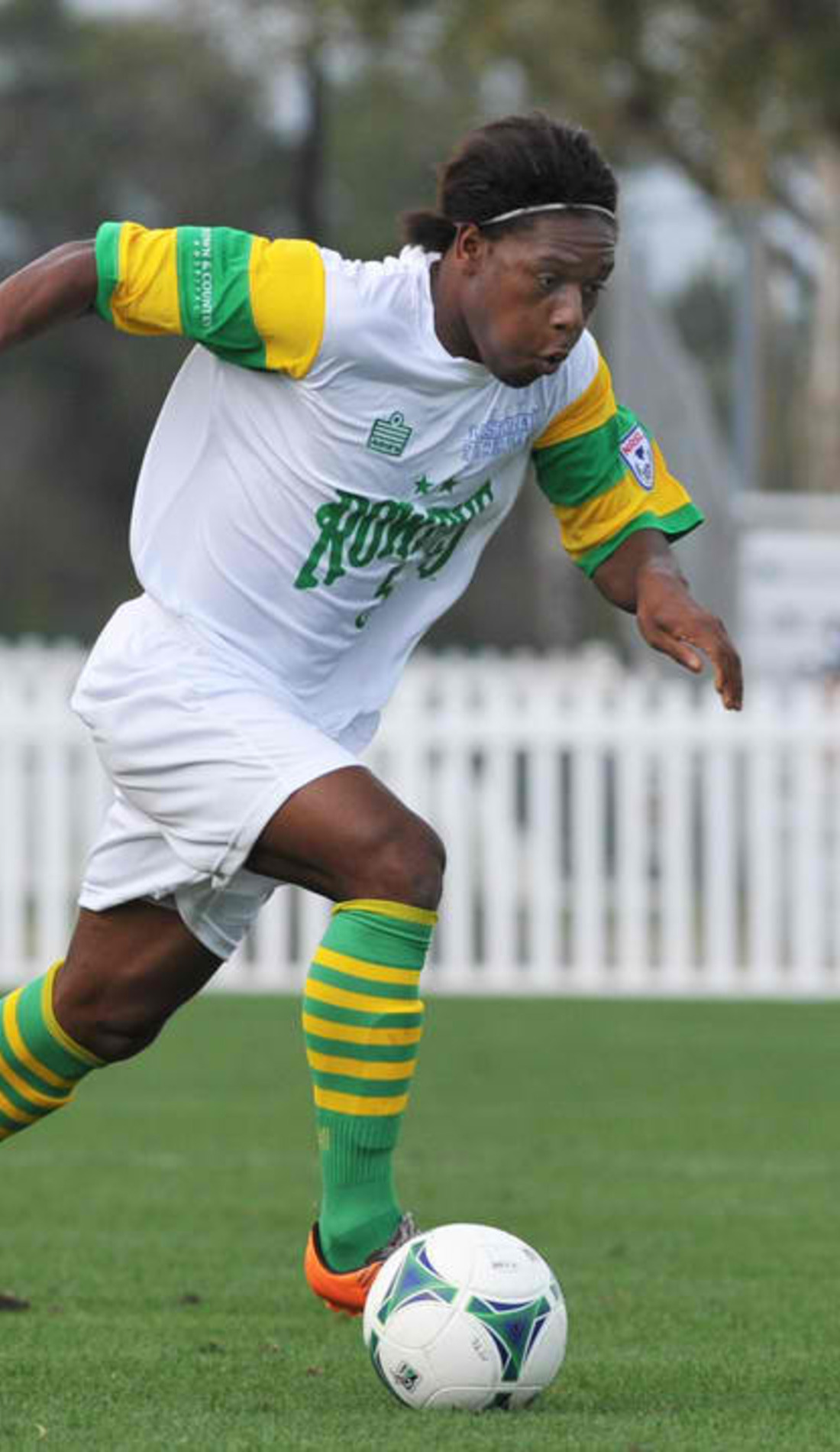 A Tampa Bay Rowdies live event