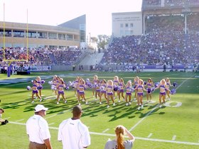 Southern University Jaguars at TCU Horned Frogs Football