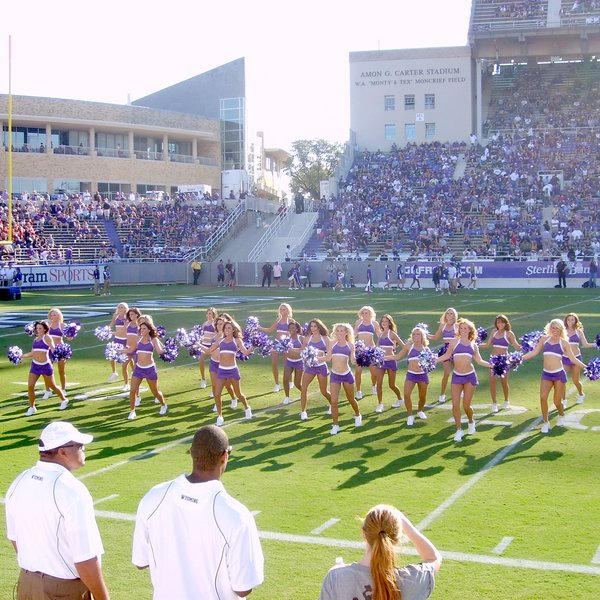 TCU Horned Frogs Football