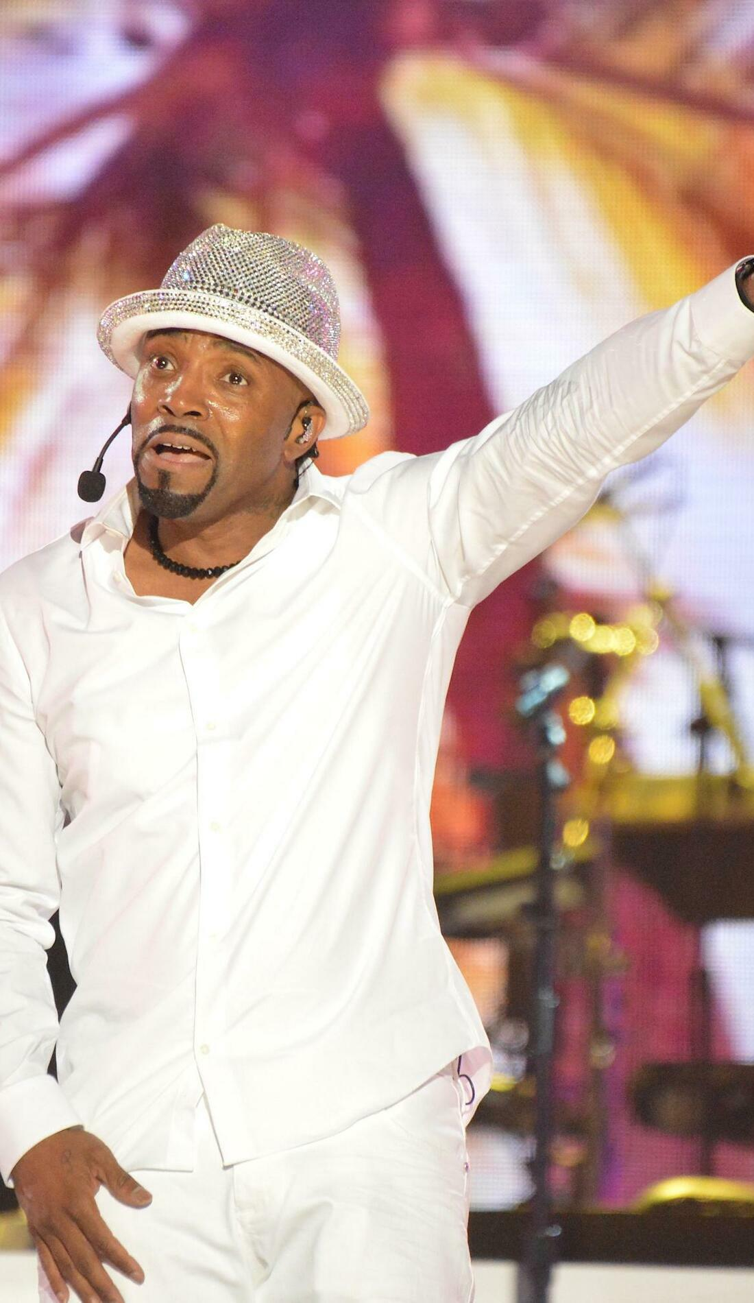 A Teddy Riley live event