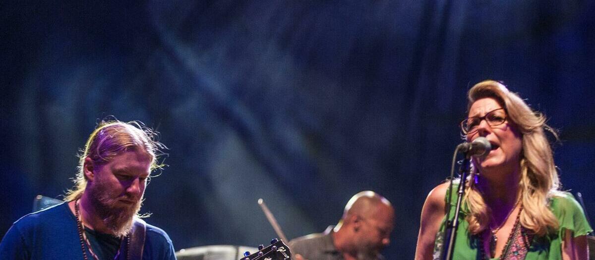 Tedeschi Trucks Band with St. Paul & The Broken Bones