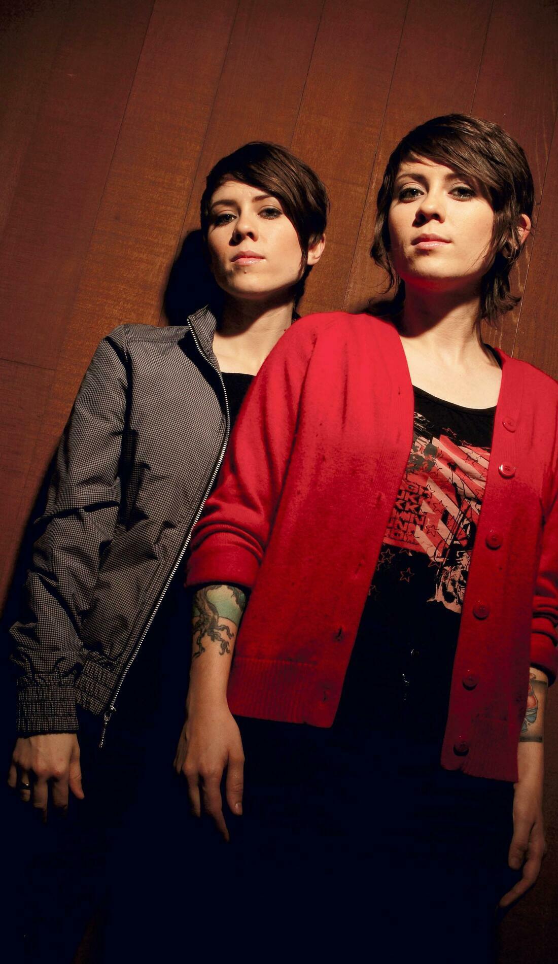 A Tegan and Sara live event