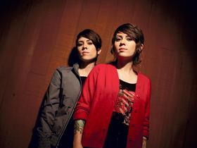 Tegan and Sara with IDER