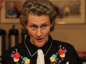 Temple Grandin - Conway