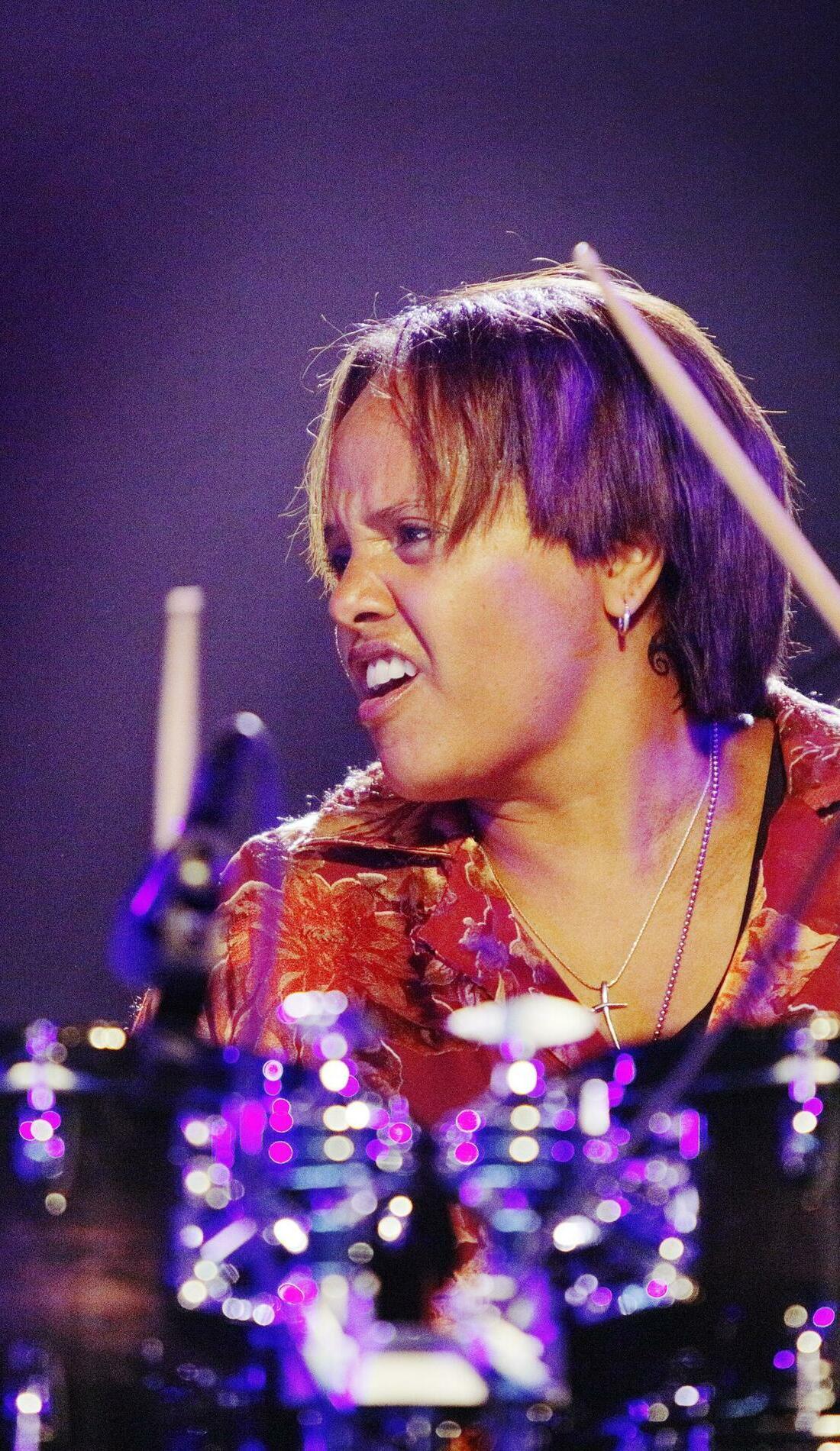 A Terri Lyne Carrington live event
