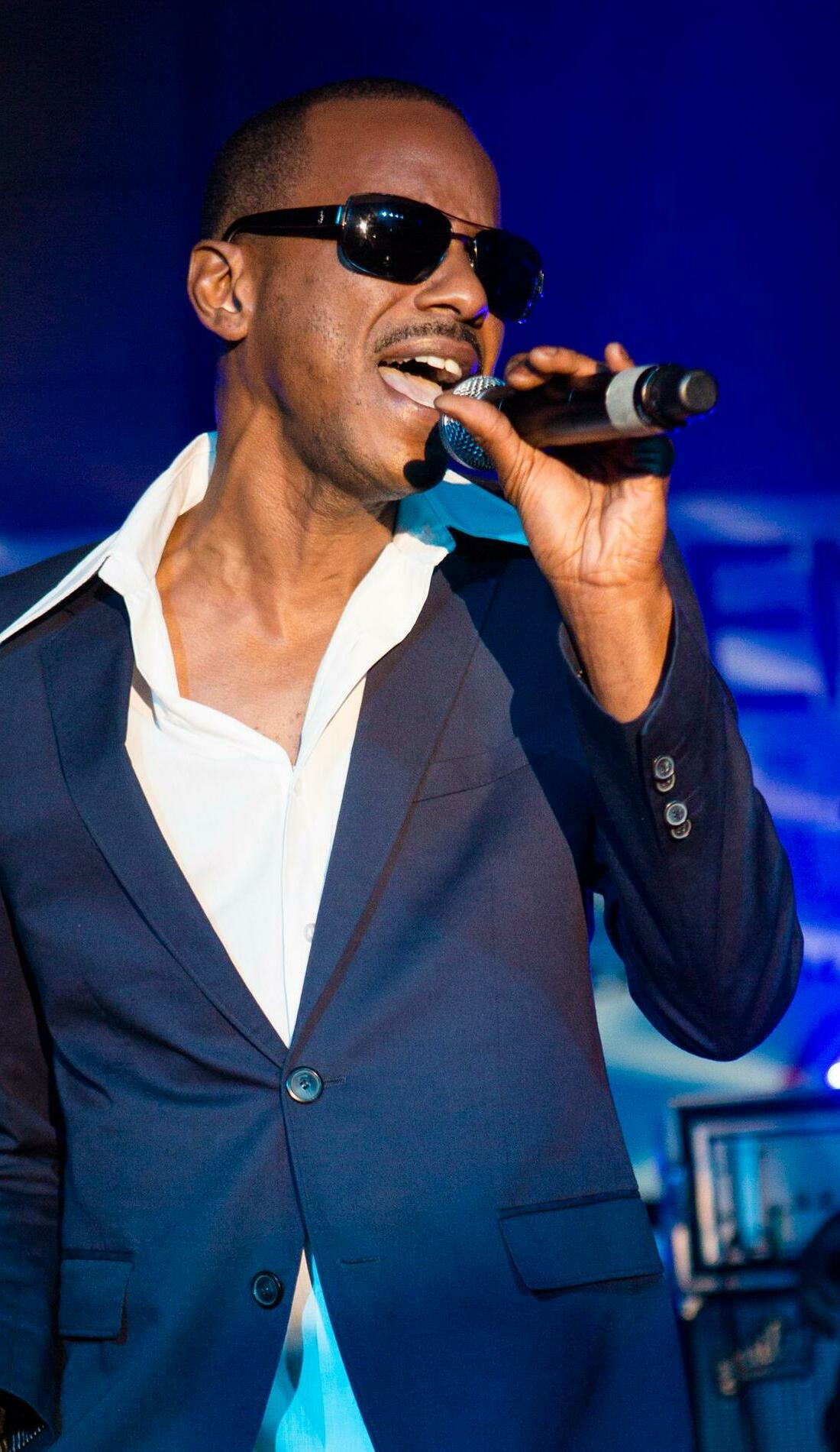 A Tevin Campbell live event