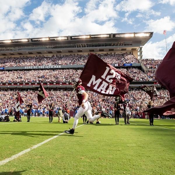 Texas A&M Aggies Football