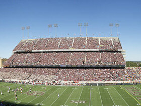 Texas A&M Aggies at LSU Tigers Football