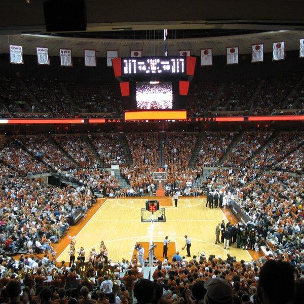 Texas Longhorns Basketball