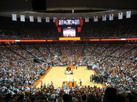 West Virginia Mountaineers at Texas Longhorns Basketball