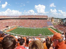 Tulsa Golden Hurricane at Texas Longhorns Football