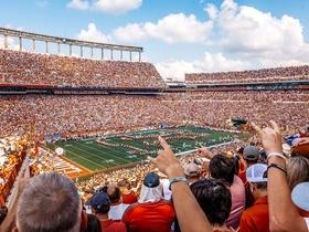 Oklahoma Sooners at Texas Longhorns Football