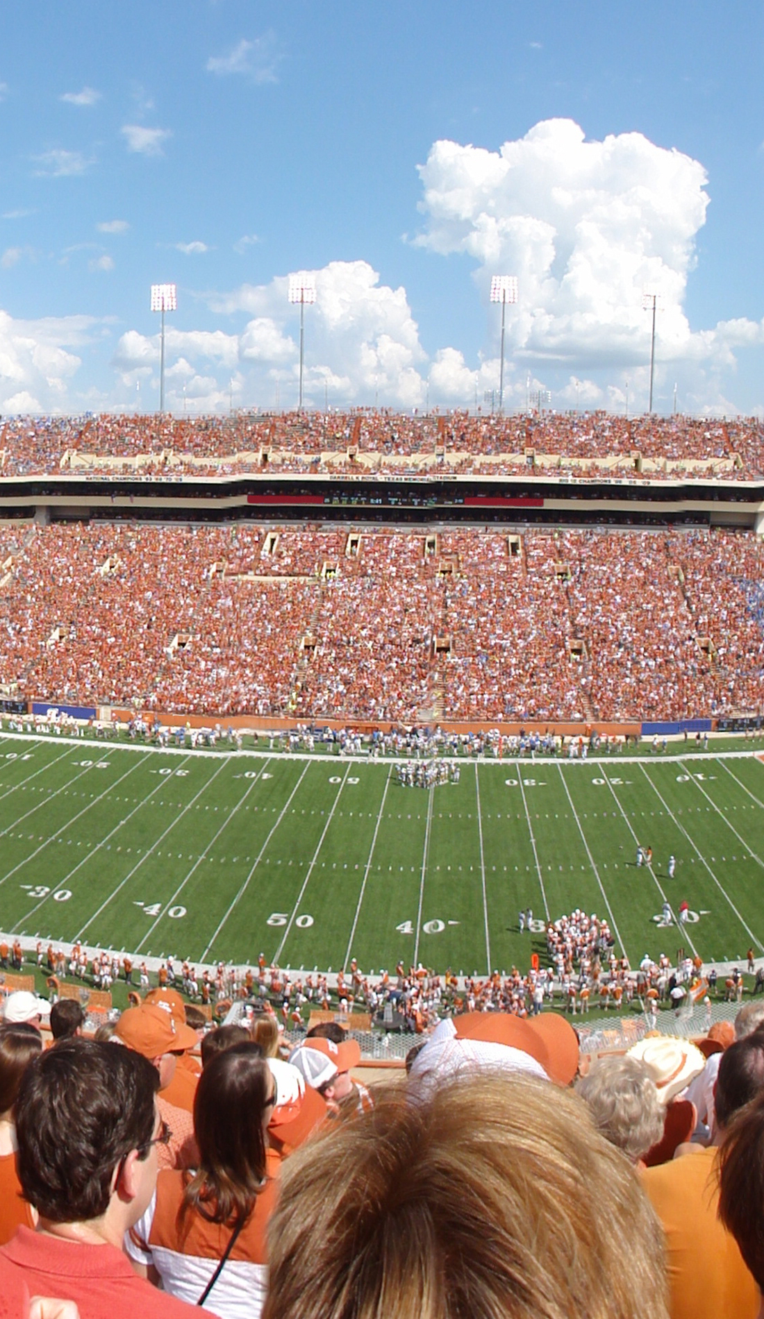 A Texas Longhorns Football live event